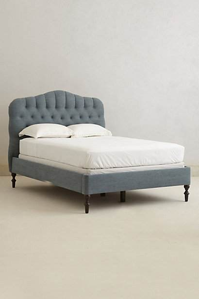 bed from Anthropologie