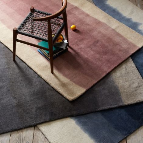 Ombre rugs from West Elm