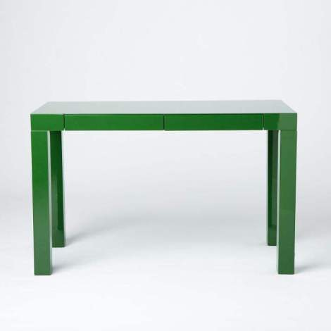 Parsons desk from West Elm