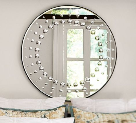 mirror from Pottery Barn