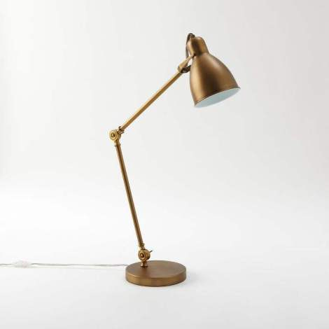 Industrial Task lamp from West Elm